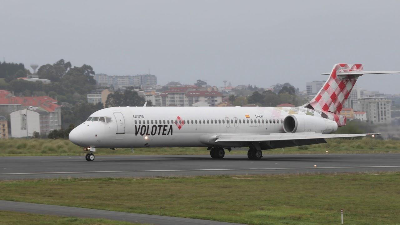 Volotea suspende desde el 5 de Agosto todas las operaciones desde Bilbao